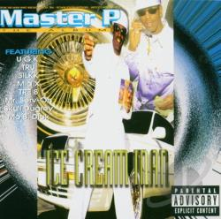 Master P - Ice Cream Man CD Cover Art