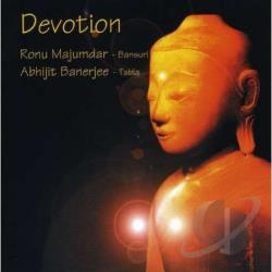 Majumdar, Ronu - Devotion CD Cover Art