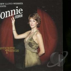 Fisher, Connie - Favourite Things CD Cover Art