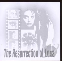 My Life With The Thrill Kill Kult - Resurrection of Luna CD Cover Art