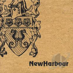 New Harbour - New Harbour EP CD Cover Art