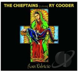 Chieftains / Cooder, Ry - San Patricio CD Cover Art