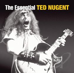 Nugent, Ted - Essential Ted Nugent CD Cover Art