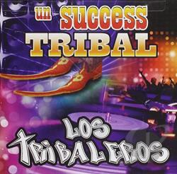 Los Tribaleros - Un Suceso Tribal CD Cover Art