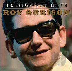 Orbison, Roy - 16 Biggest Hits CD Cover Art