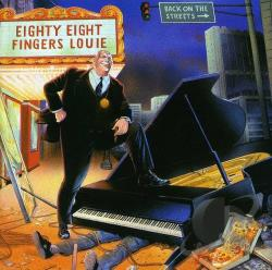 88 FINGERS LOUIE - Back On The Streets CD Cover Art