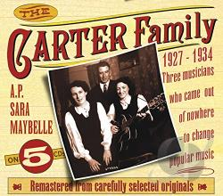 Carter Family - Carter Family: 1927-1934 CD Cover Art
