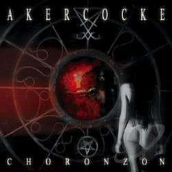 Akercocke - Choronzon CD Cover Art