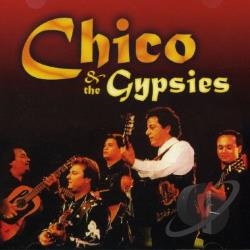 Chico & The Gypsies - Chico & The Gypsies CD Cover Art
