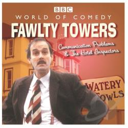 BBC World Of Comedy - World of Comedy: Fawlty Towers CD Cover Art
