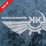 Komor Kommando - Das EP CD Cover Art
