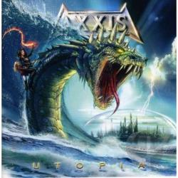 Axxis - Utopia CD Cover Art
