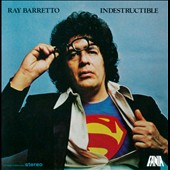 Barretto, Ray - Indestructible CD Cover Art