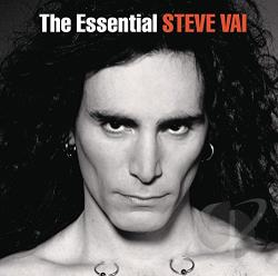 Vai, Steve - Essential Steve Vai CD Cover Art