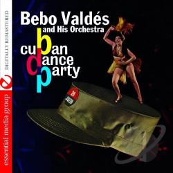 Valdes, Bebo - Cuban Dance Party CD Cover Art