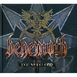Behemoth - Demigod CD Cover Art