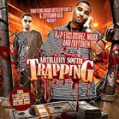 Zaytoven - Zaytoven Present Mook Artillery South Trapping DB Cover Art
