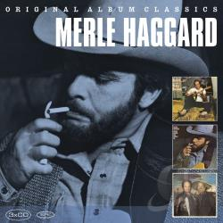 Haggard, Merle - Original Album Classics CD Cover Art