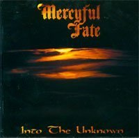 Mercyful Fate - Into the Unknown CD Cover Art