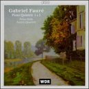 Faure - Gabriel Faure: Piano Quintets 1 & 2 CD Cover Art