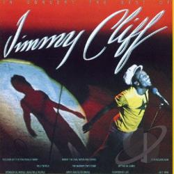 Cliff, Jimmy - In Concert: The Best of Jimmy Cliff CD Cover Art