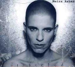 Asher, Meira - Dissected CD Cover Art