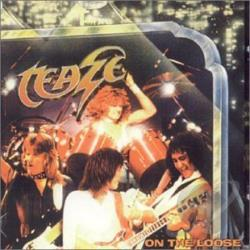Teaze - On the Loose CD Cover Art