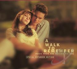 Walk to Remember CD Cover Art