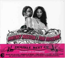 Houston, Whitney - Best Of Whitney Houston & Toni Braxton CD Cover Art