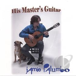 Palumbo, Jamie - His Master's Guitar CD Cover Art