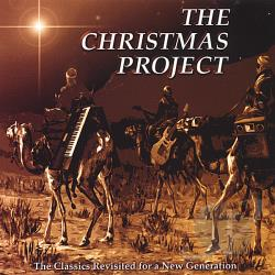Harris, Rich - Christmas Project CD Cover Art