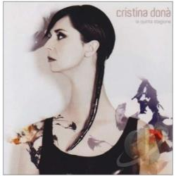Dona, Cristina - La Quinta Stagione CD Cover Art