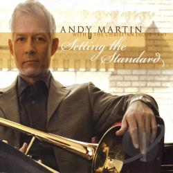 Martin, Andy - Setting The Standard CD Cover Art