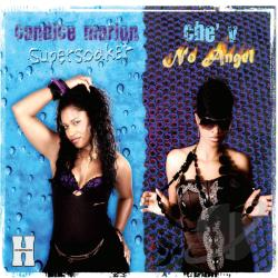 Candice, Marion / Che' V - Supersoaker/No Angel CD Cover Art
