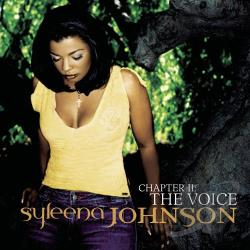 Johnson, Syleena - Chapter 2: The Voice CD Cover Art