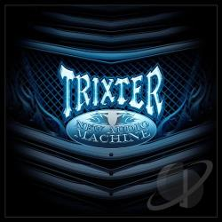 Trixter - New Audio Machine CD Cover Art