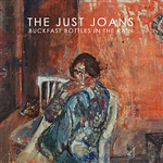Just Joans - Buchfastbottles In The Rain LP Cover Art
