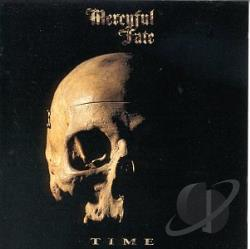 Mercyful Fate - Time CD Cover Art