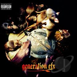 Das EFX - Generation EFX CD Cover Art