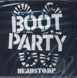 Boot Party - Headstomp CD Cover Art