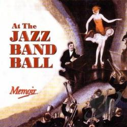 At the Jazz Band Ball CD Cover Art
