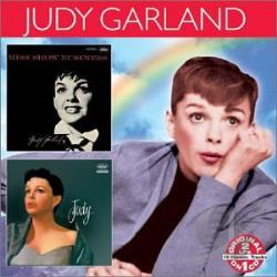 Garland, Judy - Miss Show Business/Judy CD Cover Art