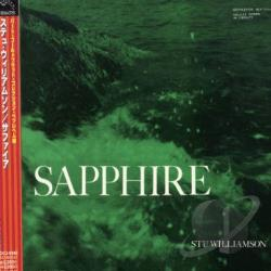 Trombo / Williamson, Stu (Trumpet - Sapphire CD Cover Art