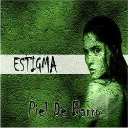 Estigma - Piel de Barro CD Cover Art