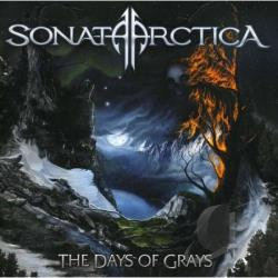 Sonata Arctica (Heavy Metal) - Days of Grays CD Cover Art