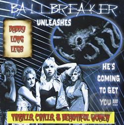 Ballbreaker - Daddy Long Legs CD Cover Art