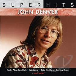Denver, John - Super Hits CD Cover Art