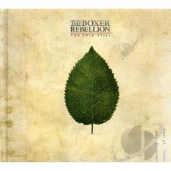 Boxer Rebellion - Cold Still CD Cover Art