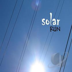 Solar - Run CD Cover Art