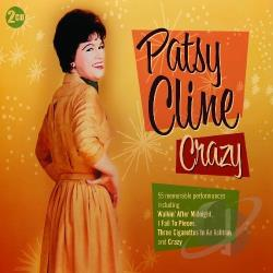 Cline, Patsy - Crazy CD Cover Art
